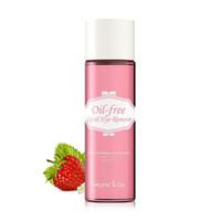 Wholesale-SECRET KISS Oil Free Lip Eye Remover 100ml Cleansing Oil  Remover Shrink Pores Cleanser Dissolve Deep Purify Moist