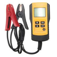 Freeshipping Digital 12 V Testador de Bateria de Carro Automotivo Testador de Carga Da Bateria E Analisador de Qualidade Durável