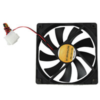 Wholesale- 120mm PC CPU Cooling Fan 12v 4 Pin Computer Case ...