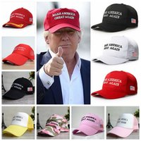 Unisex Make America Great Again Chapéus de baseball Donald Republican Mesh Snapbacks Basketball Ball Hat Cap 300 PCS YYA254