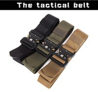 3. 8cm Multi Function Quickly Unlock Tactical Belt 100% Nylon...