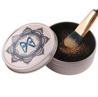 Make-up Pinsel Reiniger Schwamm Power Remover Quick Color Aus Lidschatten Schwamm Pinsel Quick Wash Pinsel Reiniger