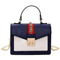 Luxury Handbags Women Bags Designer Women Fashion Hit Color ...
