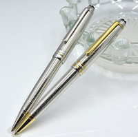 Luxury Meisterstcek #163 black and metal Ball- point pen with...
