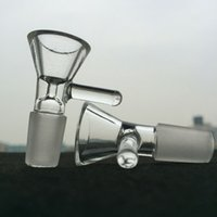 Glass Bowl with Herb Dry 14mm and 18mm male joint for Glass ...