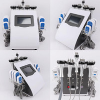 New Arrival 40K Ultrasonic liposuction Cavitation 8 Pads lip...
