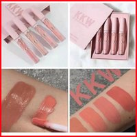 2017 Newest Kylie Jenner KKW Lip gloss kit makeup Kylie coll...