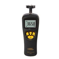 Freeshipping Akıllı Sensör 0.5 ~ 19999 RPM İletişim Dijital Takometre RPM Metre dijital Tach kilometre