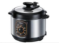 chinaguangdong Midea W12PCH402E 기계식 타이머 제어 4L 전기 가정용 압력 밥솥 110-220-240V 수프 고기 요리 기계