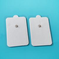 Konmed FDA는 고품질 프리미엄 부직포 6 * 9cm를 제거했다 전극 패드
