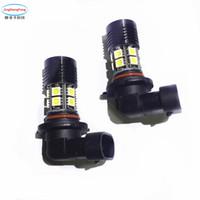2XCar 9005 hb3 9006 светодиодные противотуманные фары дневного света лампы поворота парковка лампы 12 в фары