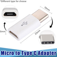 Adattatore convertitore Micro USB da femmina a USB 3.1 tipo C per MacBook One plus 2 MP4