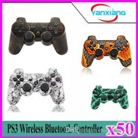 50PCS For god of war controller for ps3 controller Urban Cam...