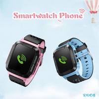 DHL geben Kindbaby-Uhrtelefon der intelligenten Uhr C1 GPS mit Touch Screen PAS-Anrufunterstützungssim-Kartenverfolger für kindersicheren Anti-verlorenen Monitor frei