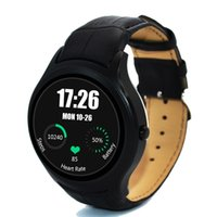 Stock américain NO.1 D5 Smart Watch IPS Dual-Core Sync Bluetooth Wifi GPS Podomètre Heart Monitor 512 Mo de RAM 4 Go Smartwatch pour Android