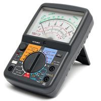 Freeshipping 테스트 펜 아날로그 멀티 미터 ACV / DCV / DCA / 전기 저항 Voltmeter 전류계 저항계 테스터