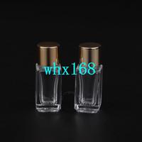50 x 4 ml vuota della bottiglia di profumo di esempio fiale di alta qualità Profumo miniatura Cosmetic Bottles Vintage contenitori per profumo