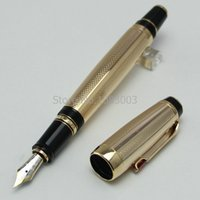 High Quality Boheme monte silver gold metal Fountain Pen wit...