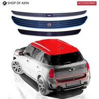 trim protector Car rear bumper Trunk load edge Protector gua...