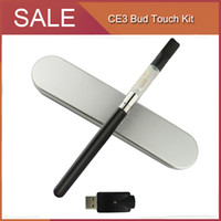 CE3 Kit Bud Touch Starter kit O PEN CE3 Vaporizador de aceite de cera 280mAh 510 Thread Battery e cig Kits TOP Quality