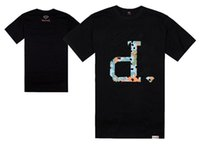 New Diamond Supply D letter logo T Shirts Men Women Hip Hop ...