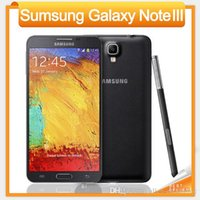 Refurbished Samsung Galaxy note 3 ROM 16G Android 4. 3 Quad C...