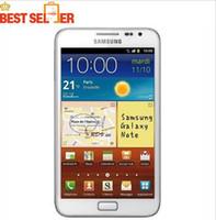Samsung Galaxy Note i9220 N7000 E160S / K / L كاميرا 8MP 1GB RAM 16GB ROM WIFI GPS الهاتف الخليوي المجدد الأصلي
