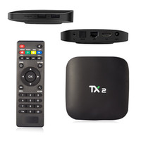 2GB+ 16GB TX2 R2 Android 6. 0 Smart IPTV TV Box Bluetooth KD16...
