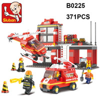 Sluban Fire Engine 119 Emergency Model 371pcs Building Block...