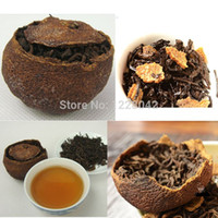 3pcs orange puerh tea puer 2005 year ripe pu erh tea orange ...