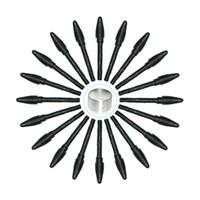 20pcs / lot remplacement stylo astuces recharge pour HUION h610 540 h420 1060plus dwh69 h58l stylet stylo