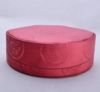 Caixa de jóias colar de pérolas caixa de embalagem pedras