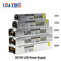 LED Power Supply 85~265V to DC12V 60W 120W 200W 250W 360W LE...