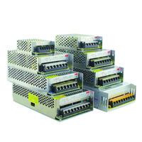 Alimentation DC12V Alimentation led 12W 25W 40W 60W 120W 180W 240W 360W 480W 600W AC110V / 220V Led