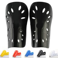 Wholesale- 2 Pcs Professional Breathable Soccer Shin Guards ...
