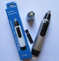 Électrique nez tondeuse vibrissa cisaillement vibrissa dispositif de réparation de nez nettoyant
