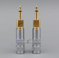 Sennheiser HD700 Kulaklık Kablosu Için kulaklık Pimleri DIY Konnektörler Tırtıllı Kabuk Adaptörü
