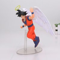17cm Dragon Ball Z Angel Son Goku Banpresto Dramatic Showcas...