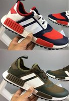 Top quality NMD RUNNER PK Primeknit White Mountaineering Run...