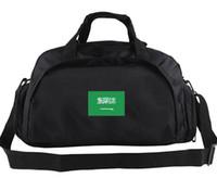 Саудовская Аравия вещевого мешка Страна команда тотализатор рюкзак рюкзак футбола багажа Спорт плеча вещевой Открытого строп пакет
