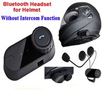 FreedConn Handfree Motorcycle Bluetooth Helmet Stereo Headph...