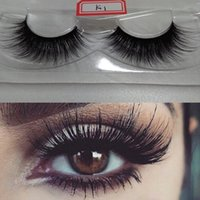 Wholesale Natural 3D 100% Handmade False Eye Lashes 20pairs ...