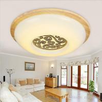 oak lmparas de techo led modernas para dormitorio cocina balcn lamparas de techo lmparas de techo de techo led abajur