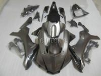 Литье под давлением обтекатели для Yamaha YZF R1 09 10 11 12 13 14 матовый черный мотоцикл обтекатель комплект YZFR1 2009-2014 OR24