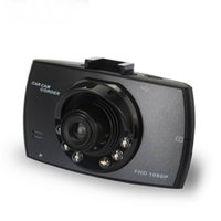 2.4 pulgadas Full HD 720P Car DVR Cámara Dash Cam Auto Video Recorder Videocámara 170 Degree G-Sensor Night Vision