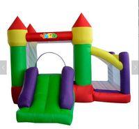 Hauptgebrauchs-Qualitäts-aufblasbares Schlag-Haus-federnd Schloss für Kinder