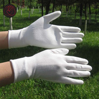 Black PU Work Gloves Palm Coated working gloves, Workplace Sa...