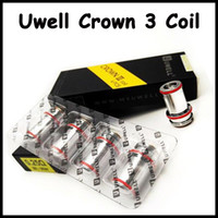 High Quality Uwell Crown III Coils 0. 25 0. 5ohm Replacement S...