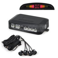 Car Parking Radar Sensors Backup Radar System with LED Backl...