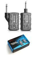 Joyo JW-01 Digital Bass Digital Guitar Ricevitore Ricevitore ricaricabile 2.4G Sistema di ricevitore del trasmettitore wireless Stage Audio Stage wireless